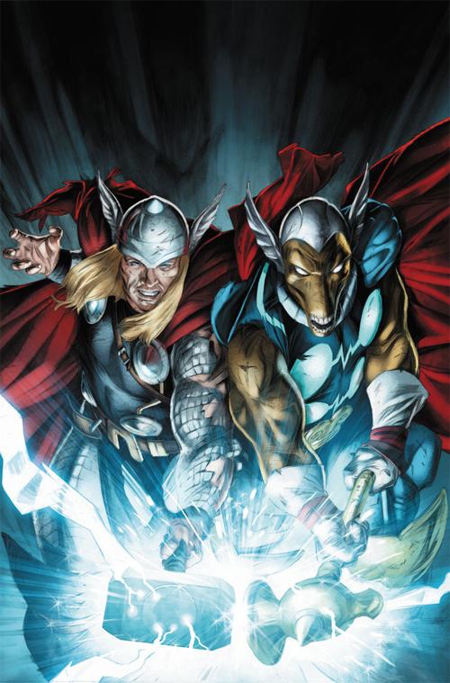 Thor Invasion