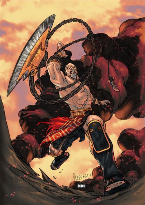 Kratos 15