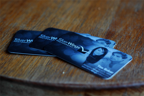 dof shots business cards