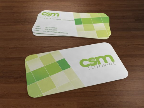 Business Card CSM