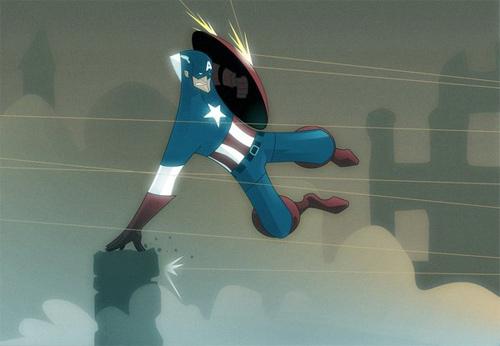 captain america 1021