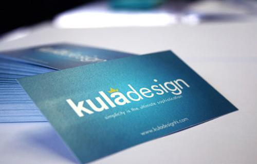 kula design card