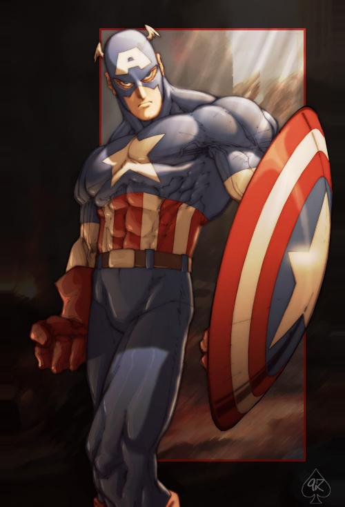Captain America 1899