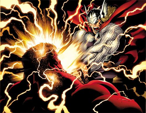 Thor smash more