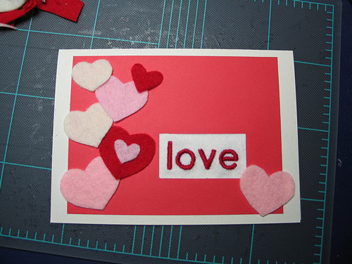 33 Totally Heart Grasping Valentines Day Cards – Handmade Valentines Card Design