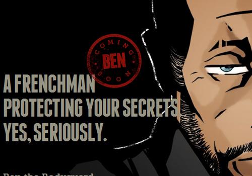 ben the bodyguard