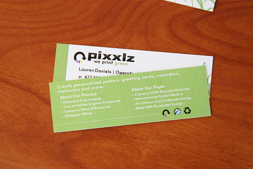 business card 3762