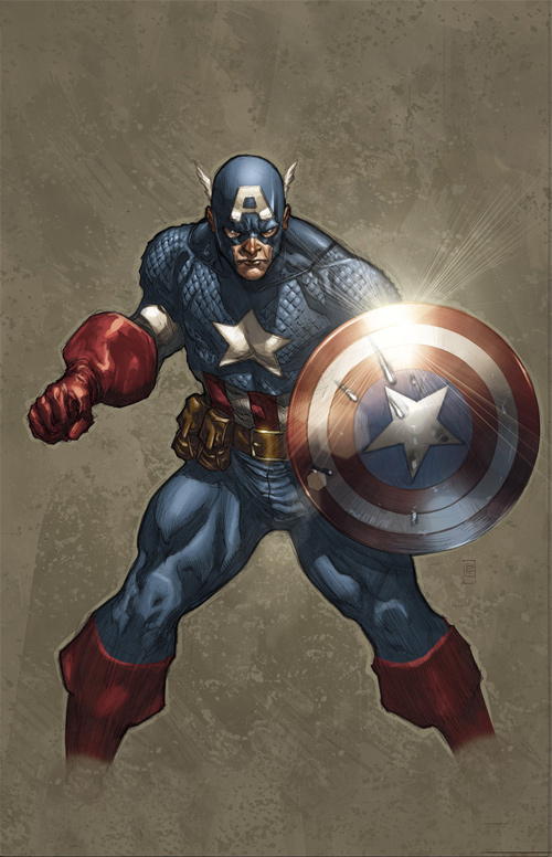 Captain America 1854