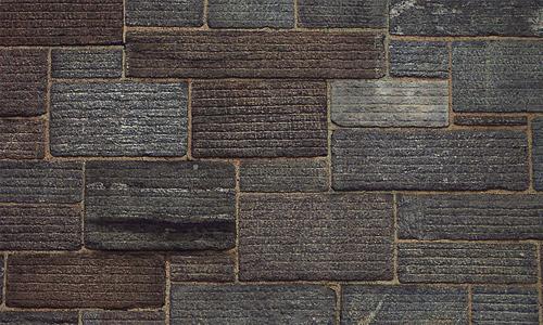 Random Brick Pattern