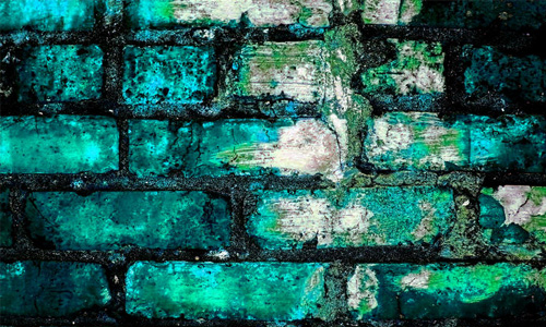 Abstract Brick Texture