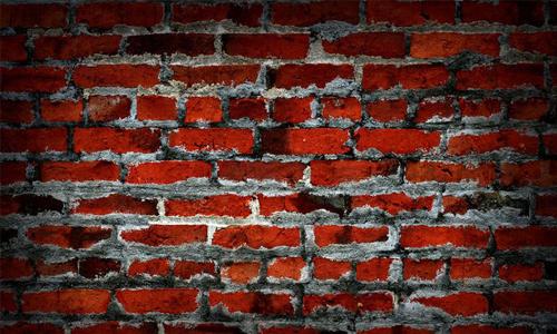 Grungy Brick Wall