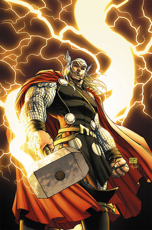 Thor Son of Odin