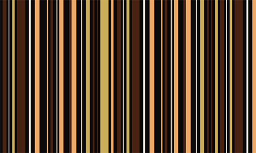 Dark Brown Stripes