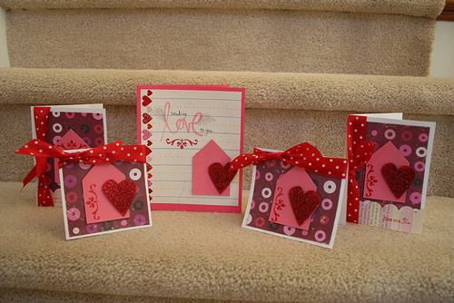 33 Totally Heart Grasping Valentines Day Cards – Handcrafted Valentine Cards