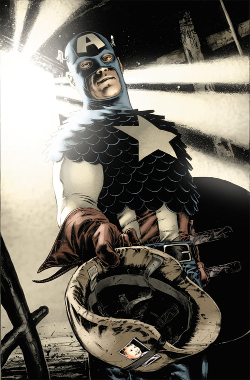 Captain America The Chosen