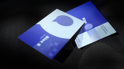 slim plastic card
