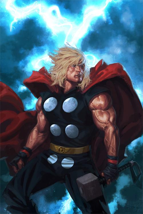 Thor Thursday 36