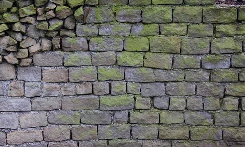 uneven brick texture
