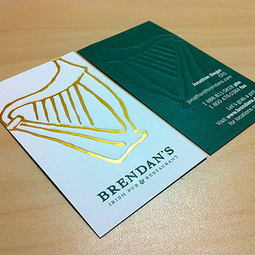 50 examples of green business cards design naldz graphics gold foil business card colourmoves