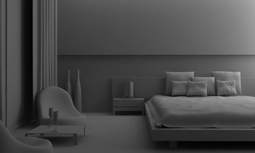 modelling and rendering