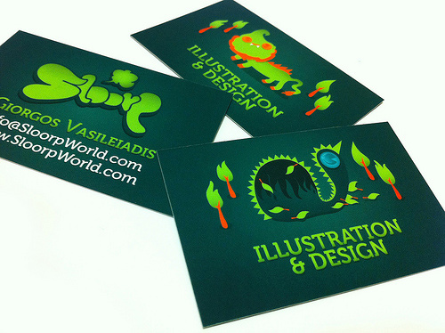 business card 4469