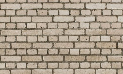 white bricks textures