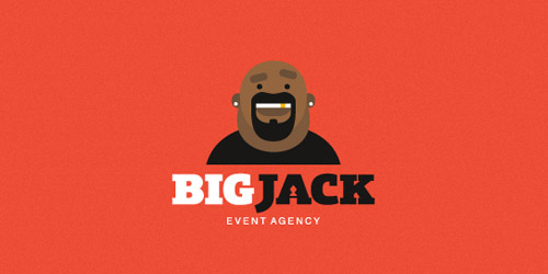 jack event management logo design