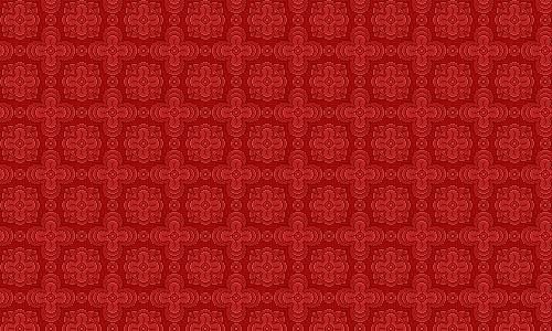 Nice Red Pattern