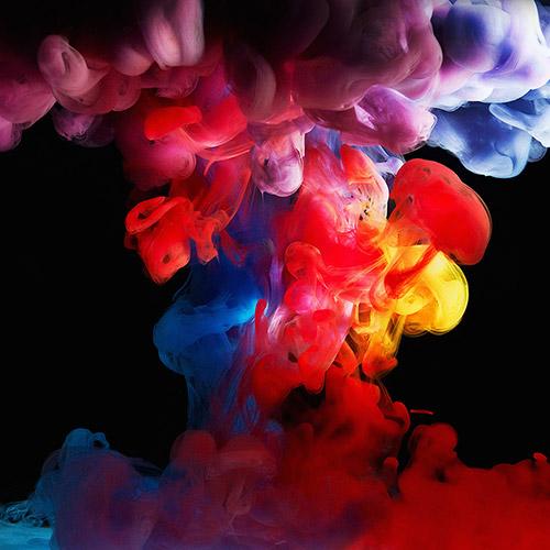 colored smoke wallpaper