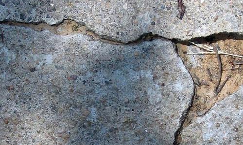 Ground Crack