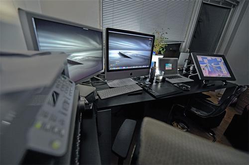 My Studio Set Up