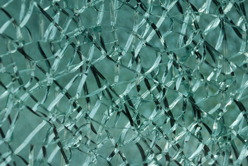 nice broken glass texture