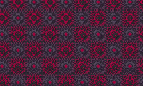 Prestige Red Pattern