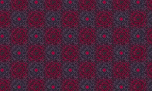 Prestige Red Pattern