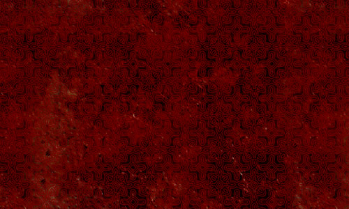Rust Red Pattern