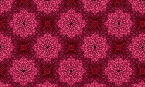 Baron Red Pattern