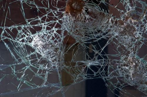 nice broken glass texture