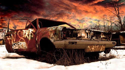 Decaying Car