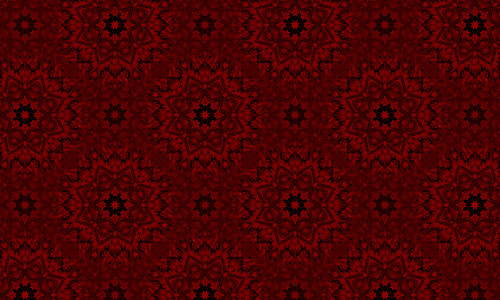 Risen Red Pattern