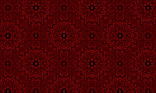 Risen Red Pattern