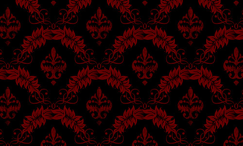 Battle Royale Red Pattern