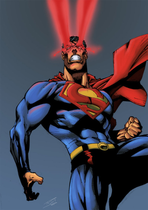 POWERFUL SUPERMAN