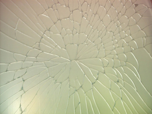 amazing broken glass texture