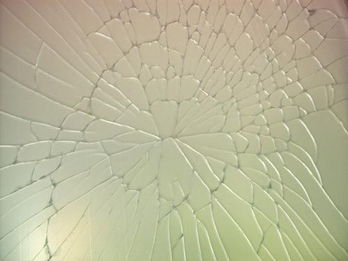 amazing broken glass texture