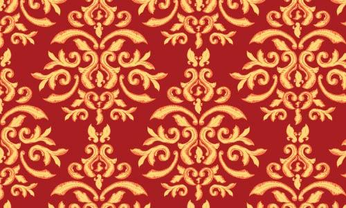 Antique Gold 2 Pattern