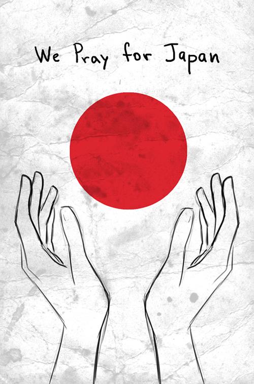 pray for japan 2005