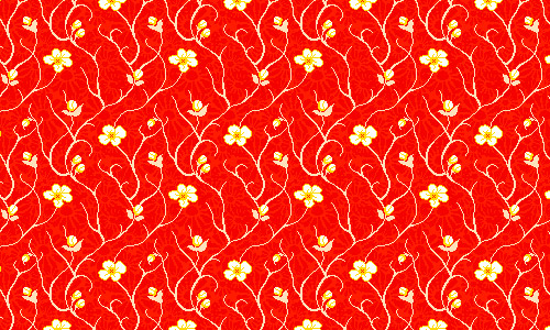 chinese patterns flower