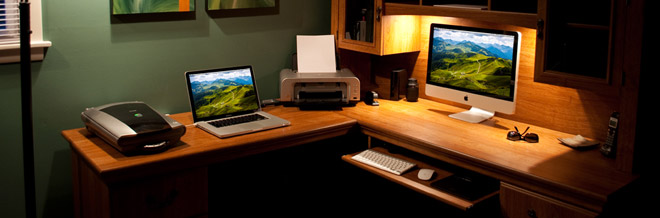 40 Inspiring Setup Of Cool Workstations Naldz Graphics