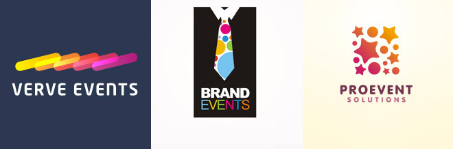 50 Inspirational Event Management Logos