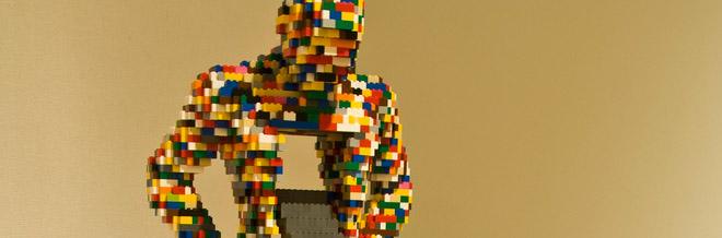 30 Impressive Creations Made from Lego Bricks